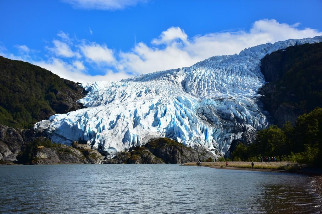 australis cruise aguila glacier