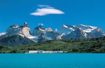 Explora Luxury Hotel in Patagonia
