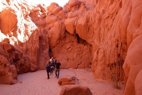 northwest argentina canyon