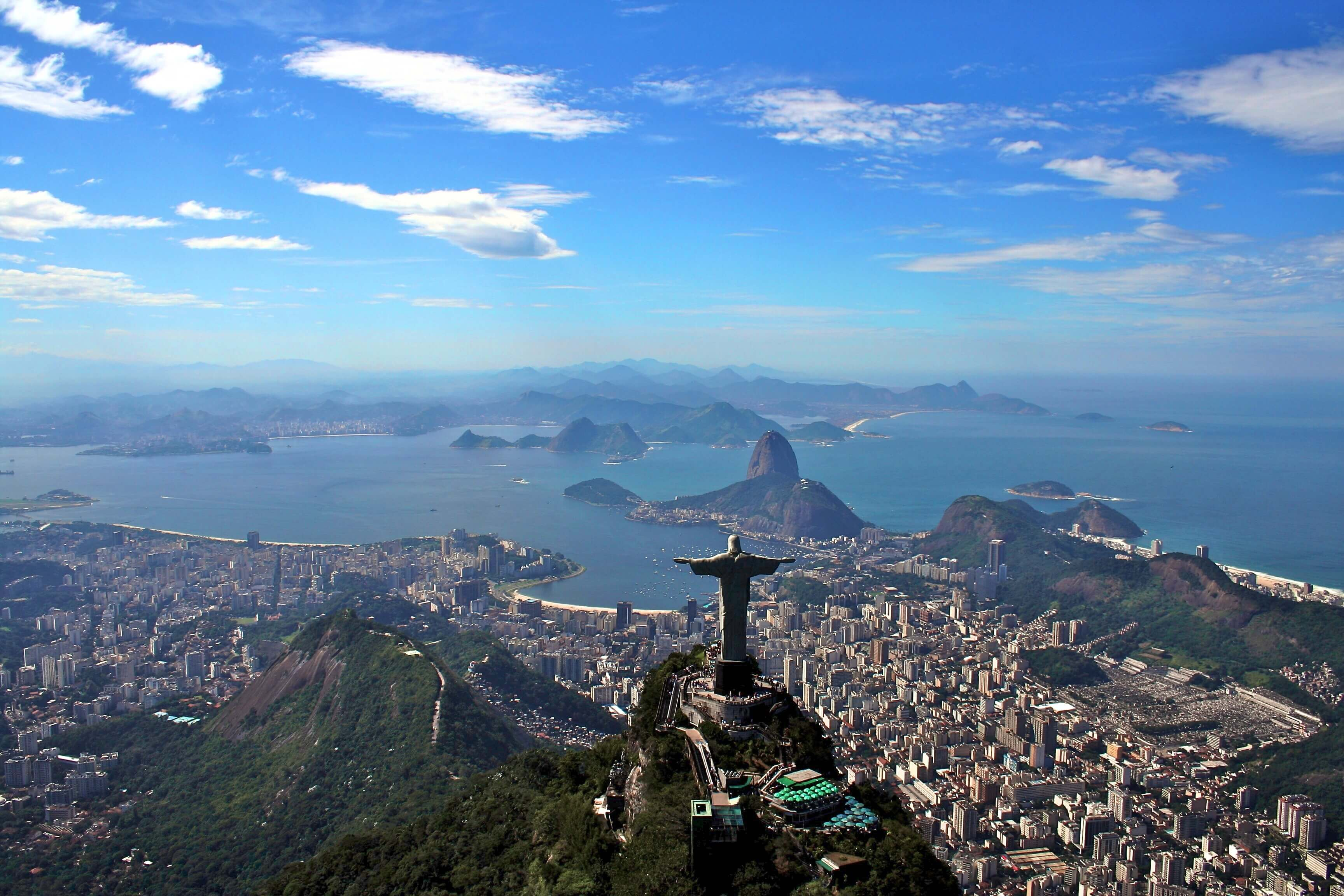 Incredible Brazil