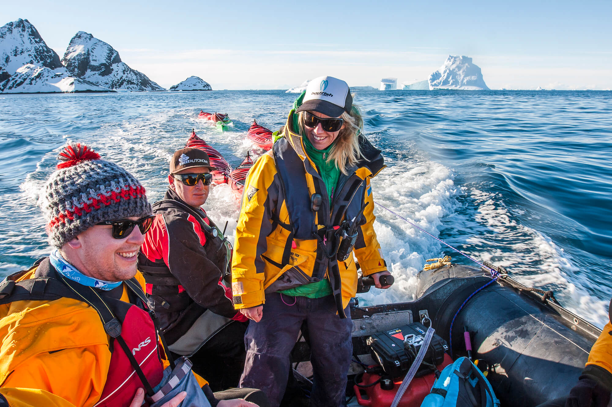 Classic Antarctica Air-Cruise - Ocean Nova Tour Package