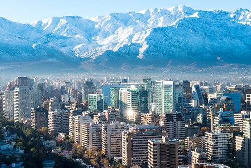Santiago and the Wine Region