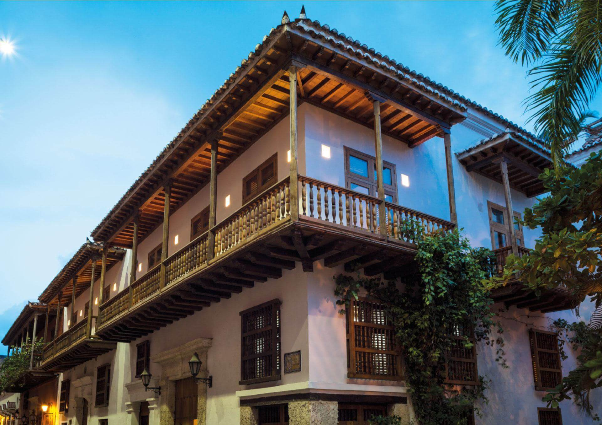 Colombia tour packages from lost world adventures for Casa colombia