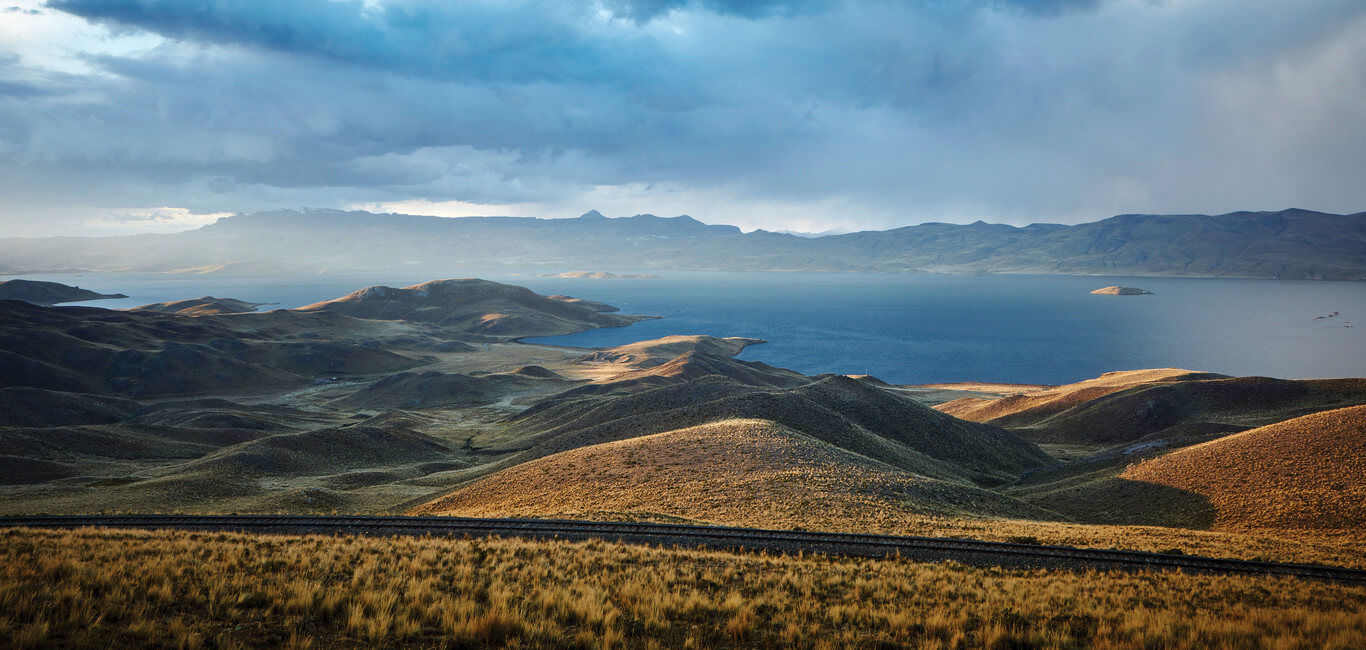 Andean Explorer - Andean Plains and Islands of Discovery