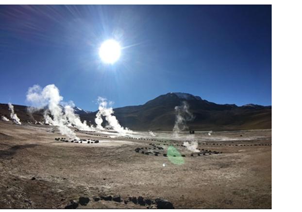 tatio geysers atacama