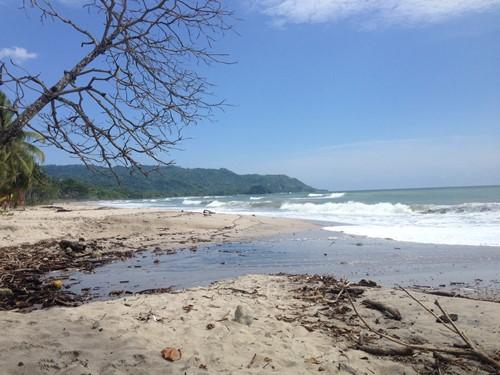 Malpaís Beach