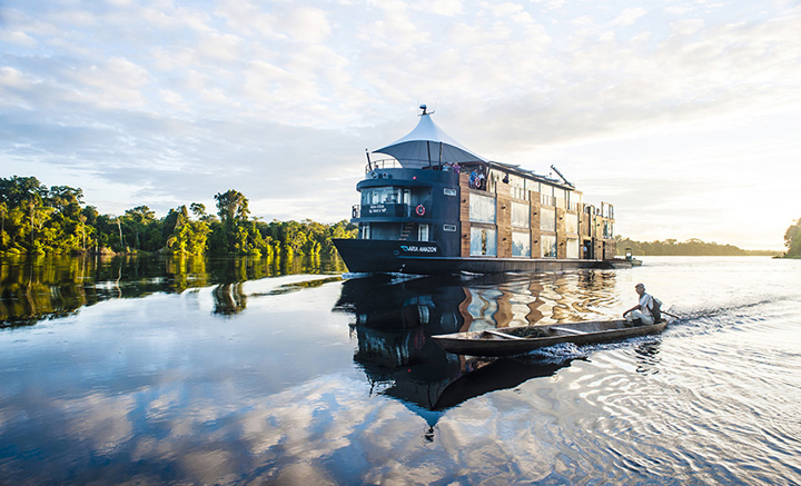 Aria Amazon River Cruise