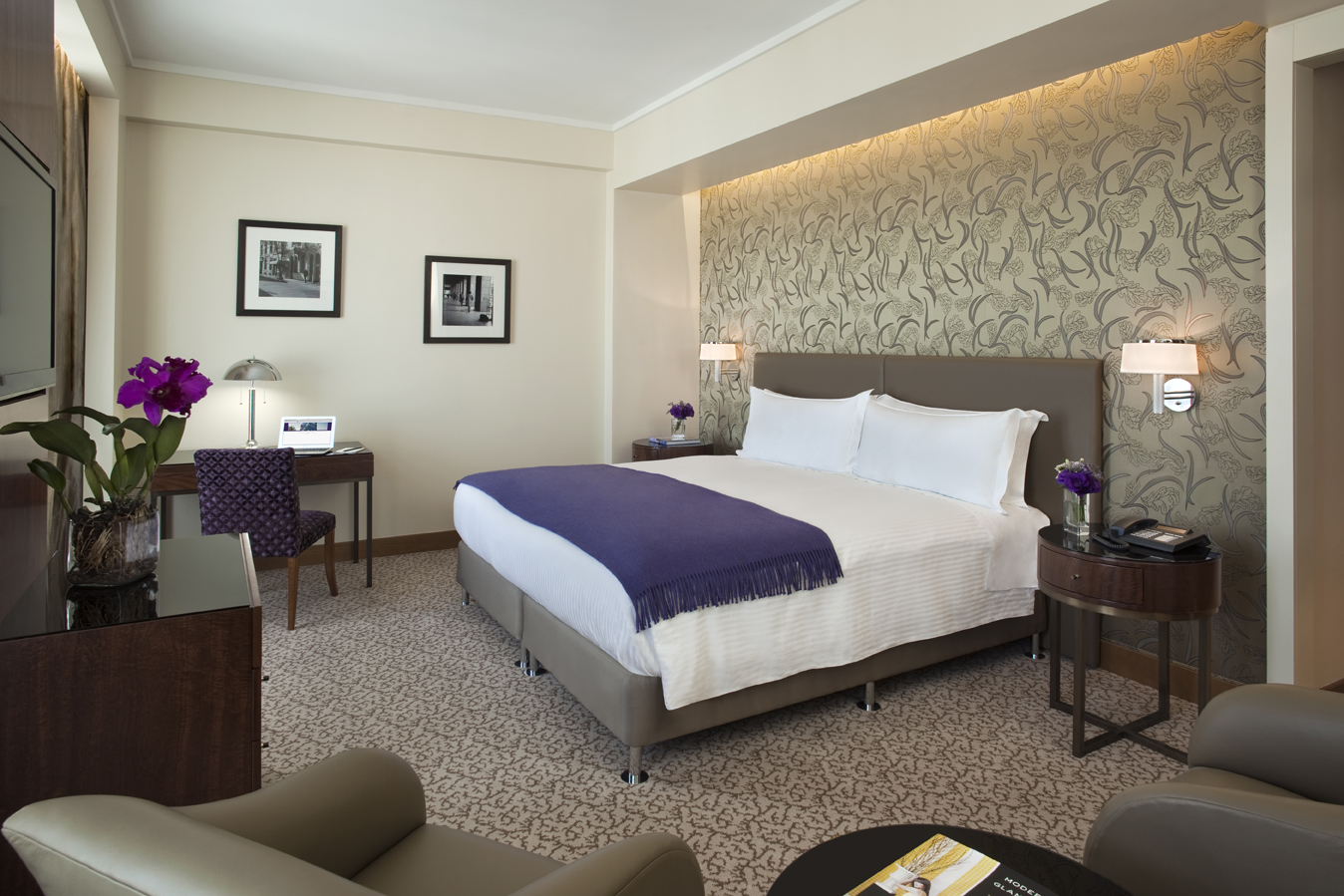 Alvear Art Hotel Rooms