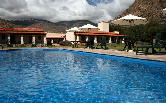 Vinas de Cafayate Wine Resort Pool