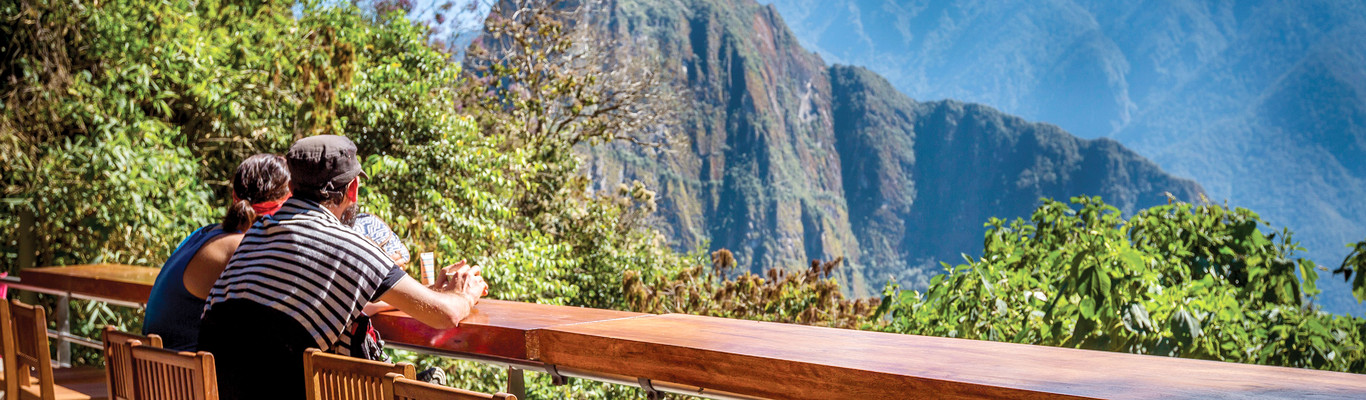 Belmond Sanctuary Lodge - Machu Picchu, Peru