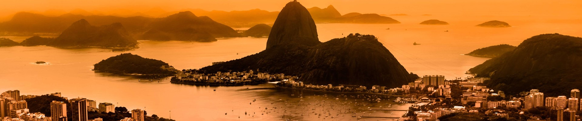 Sugarloaf Mountain - Brazil