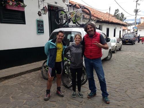 colombia bike trip