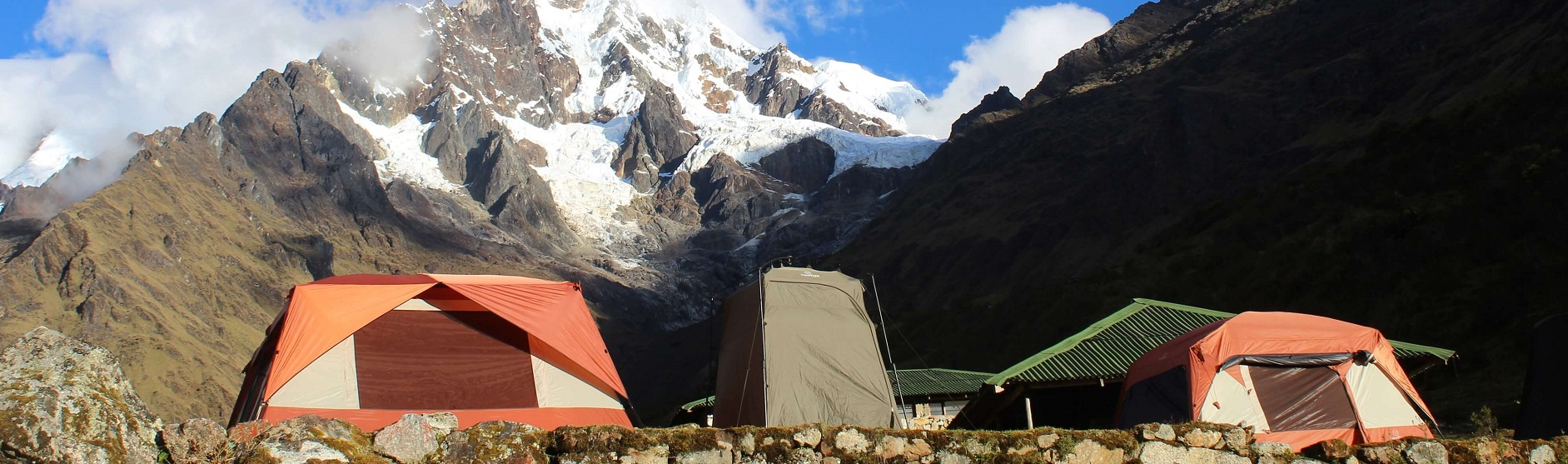 Inca Trail Luxury Trek
