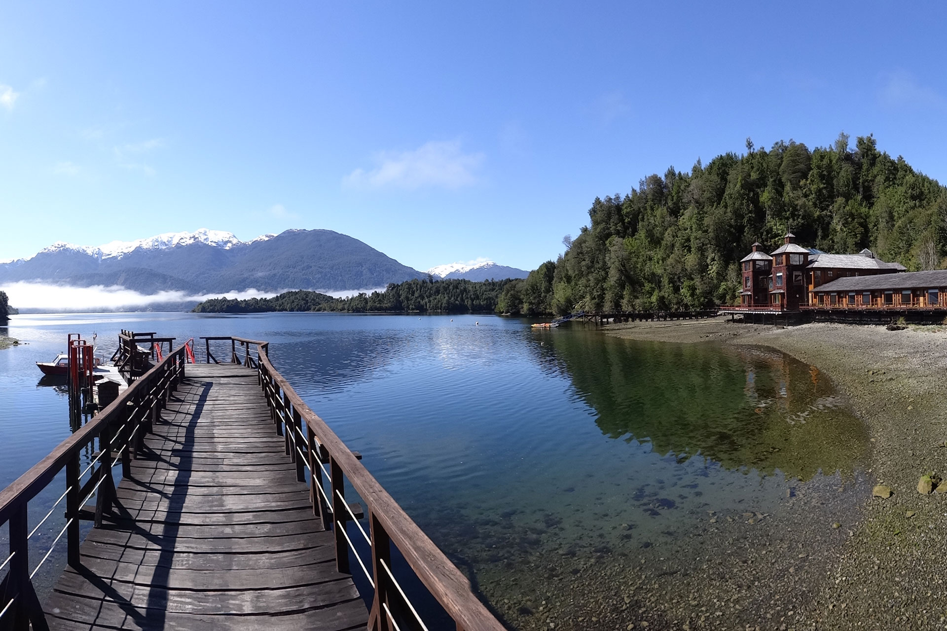 Puyuhuapi Lodge & Spa - Puerto Puyuhuapi, Chile