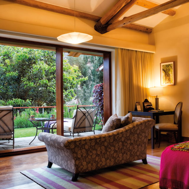 Belmond Rio Sagrado Hotel Rooms