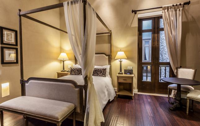 Bastion Luxury Hotel Rooms