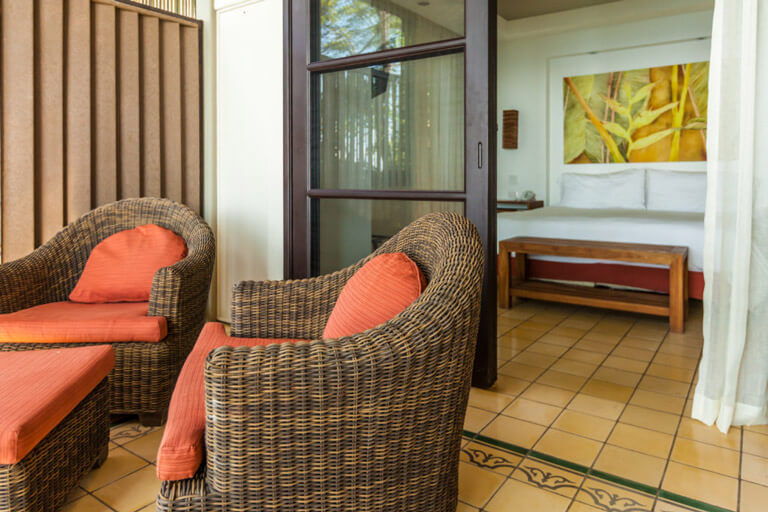 Arenas Del Mar Beachfront and Rainforest Resort Rooms
