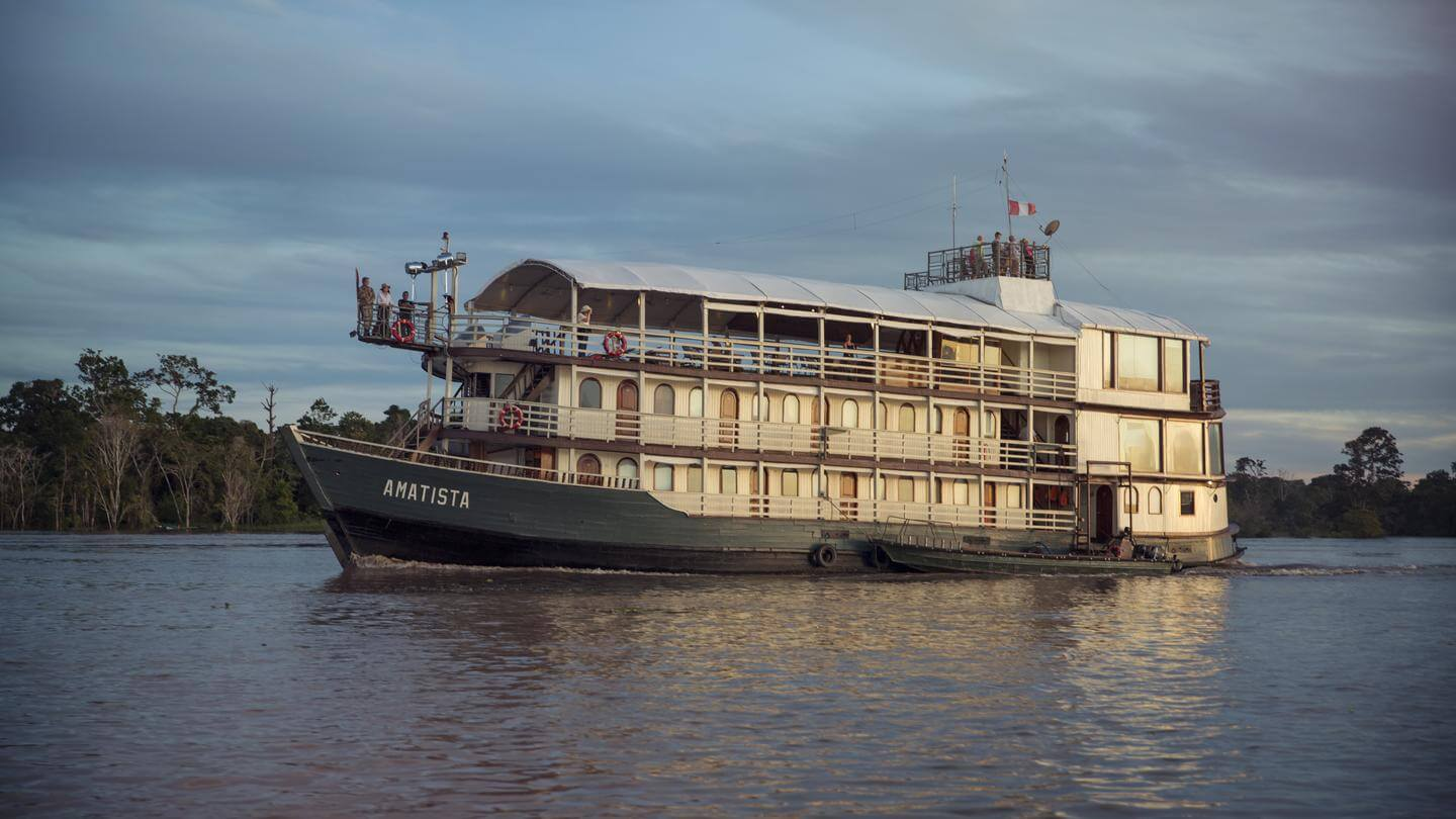 Amatista Amazon cruise