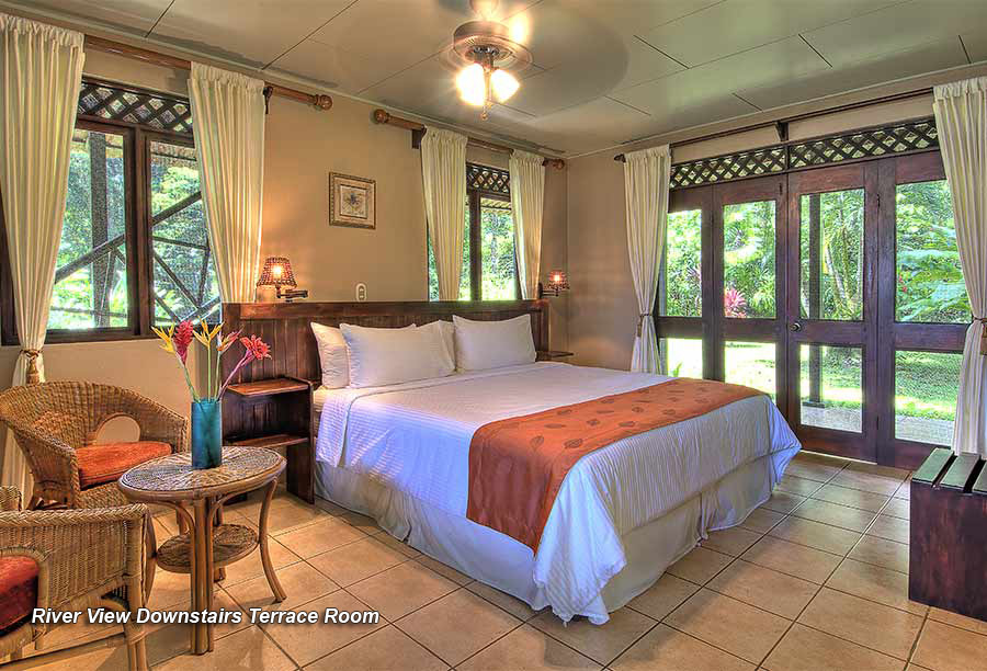 Tortuga Lodge Rooms