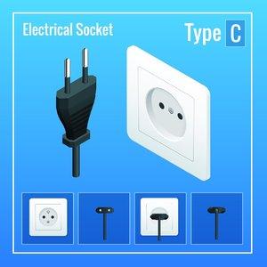 Croatia Plug Types