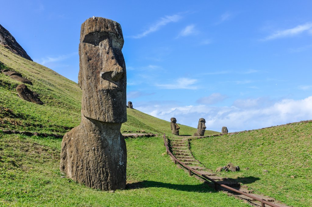 Easter Island Itineraries and Places to Stay