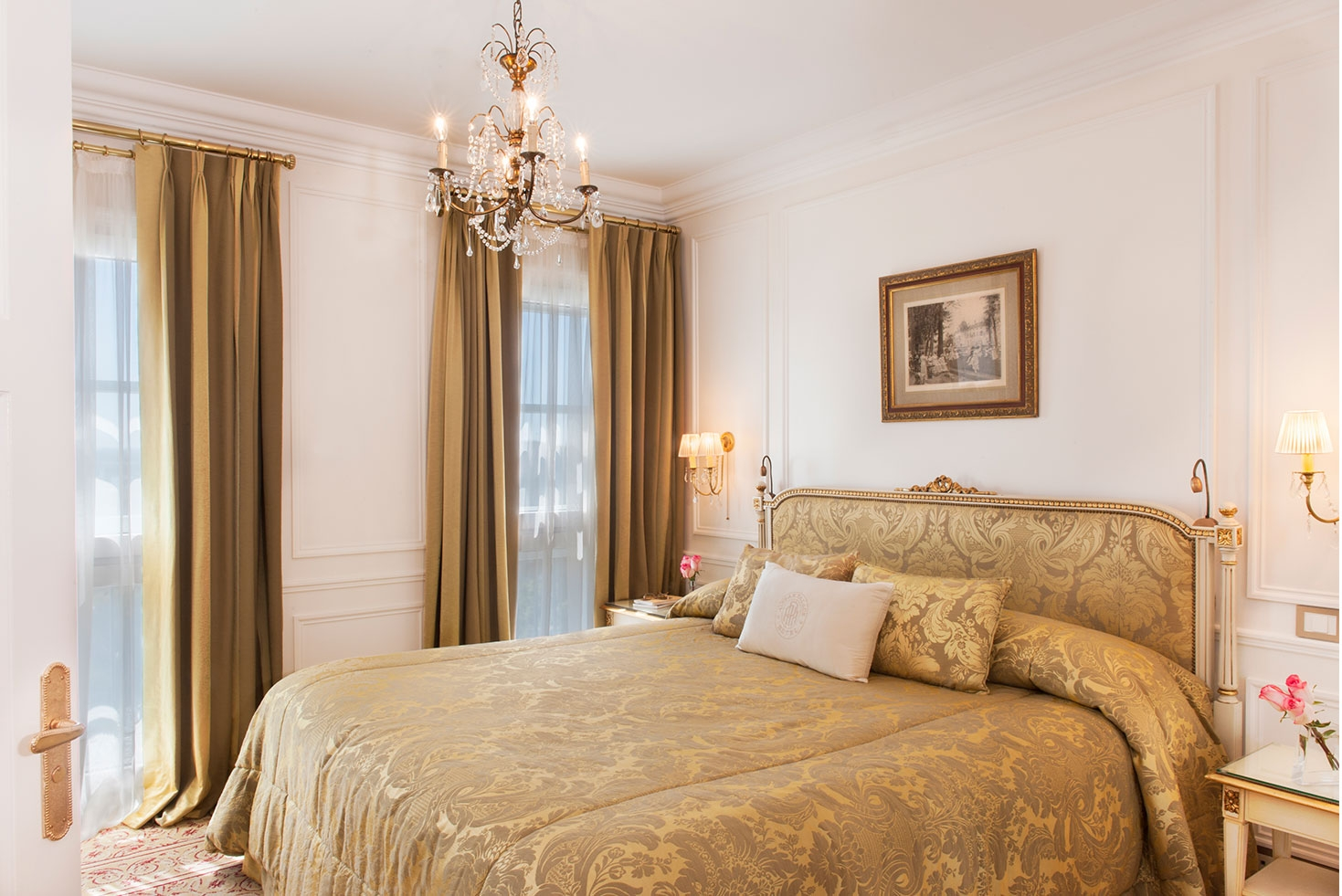 Alvear Palace Hotel Rooms