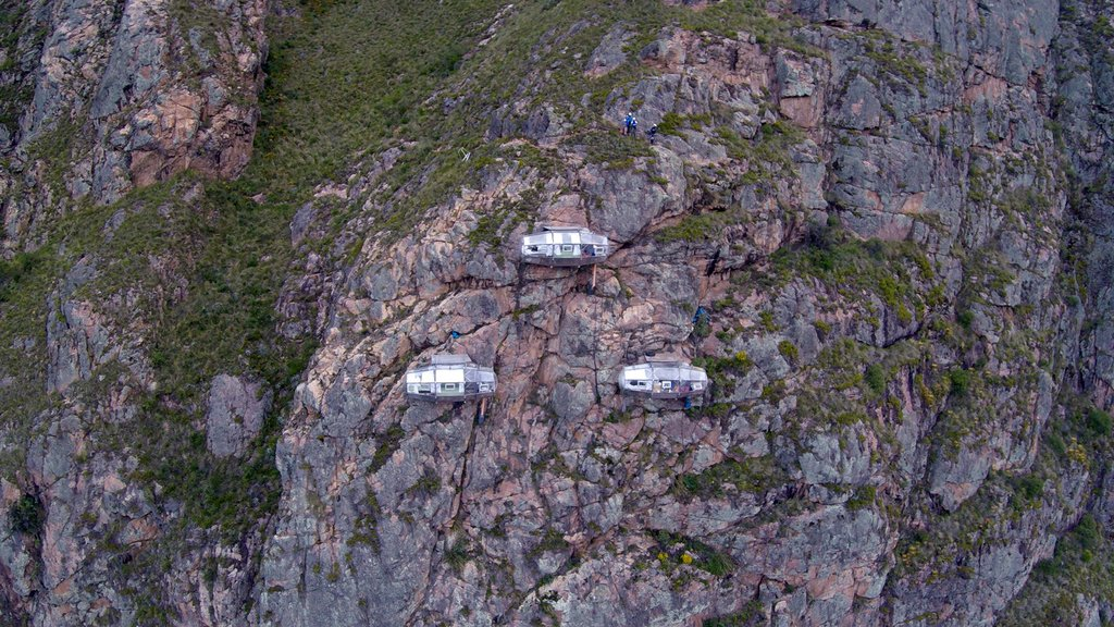 Skylodge Adventure Suites Sacred Valley