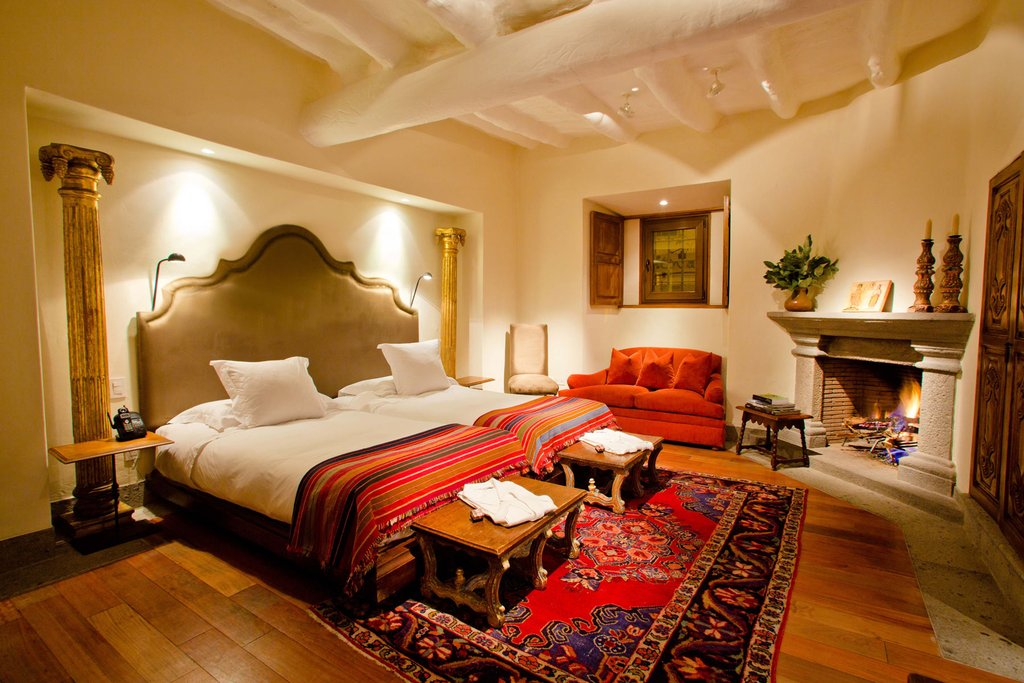 Inkaterra La Casona Rooms