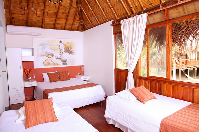 Vichayito Bungalows & Carpas by Aranwa - Rooms