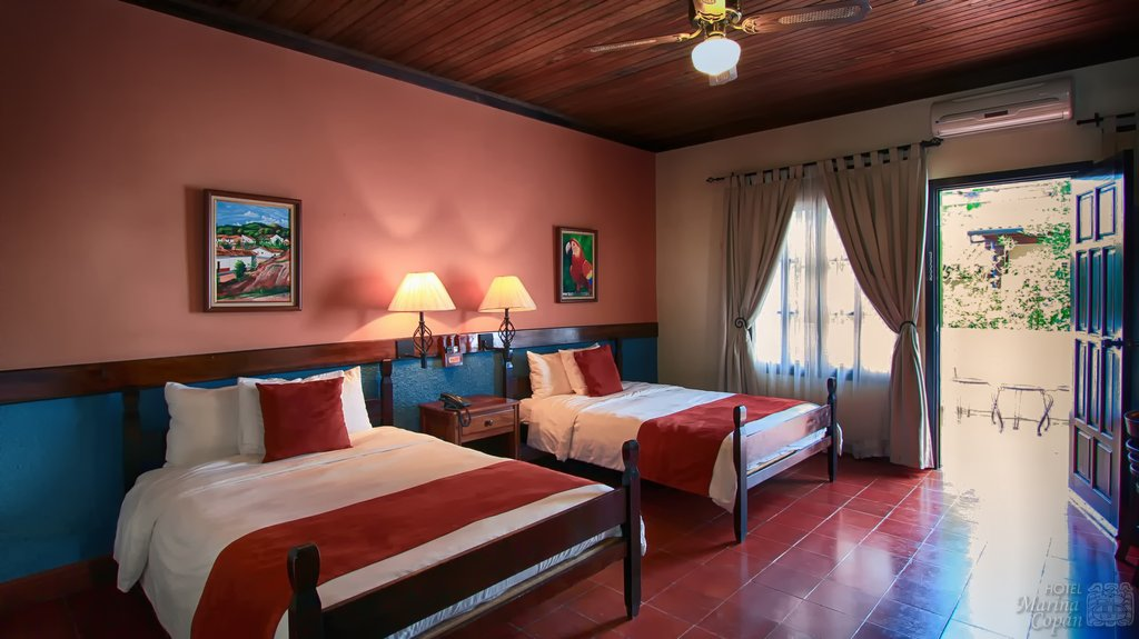 Hotel Marina Copan Rooms