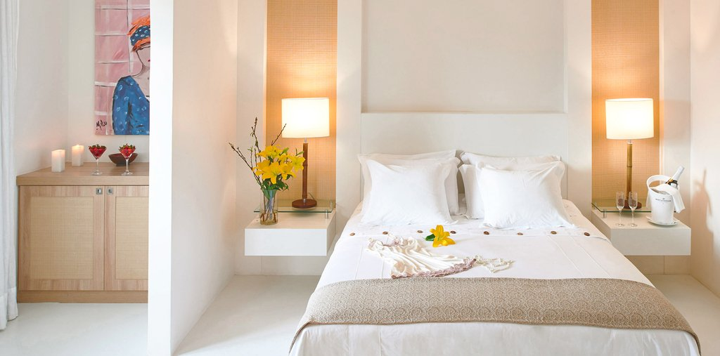 Casas Brancas Boutique Hotel and Spa Rooms