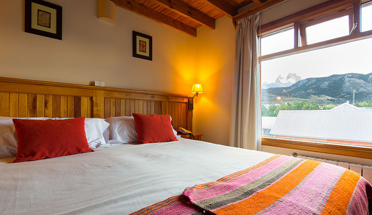 Hosteria Senderos Rooms