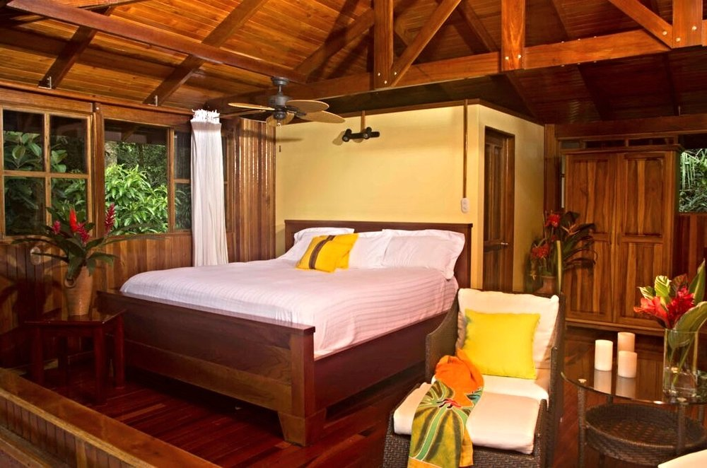 La Paloma Lodge Rooms