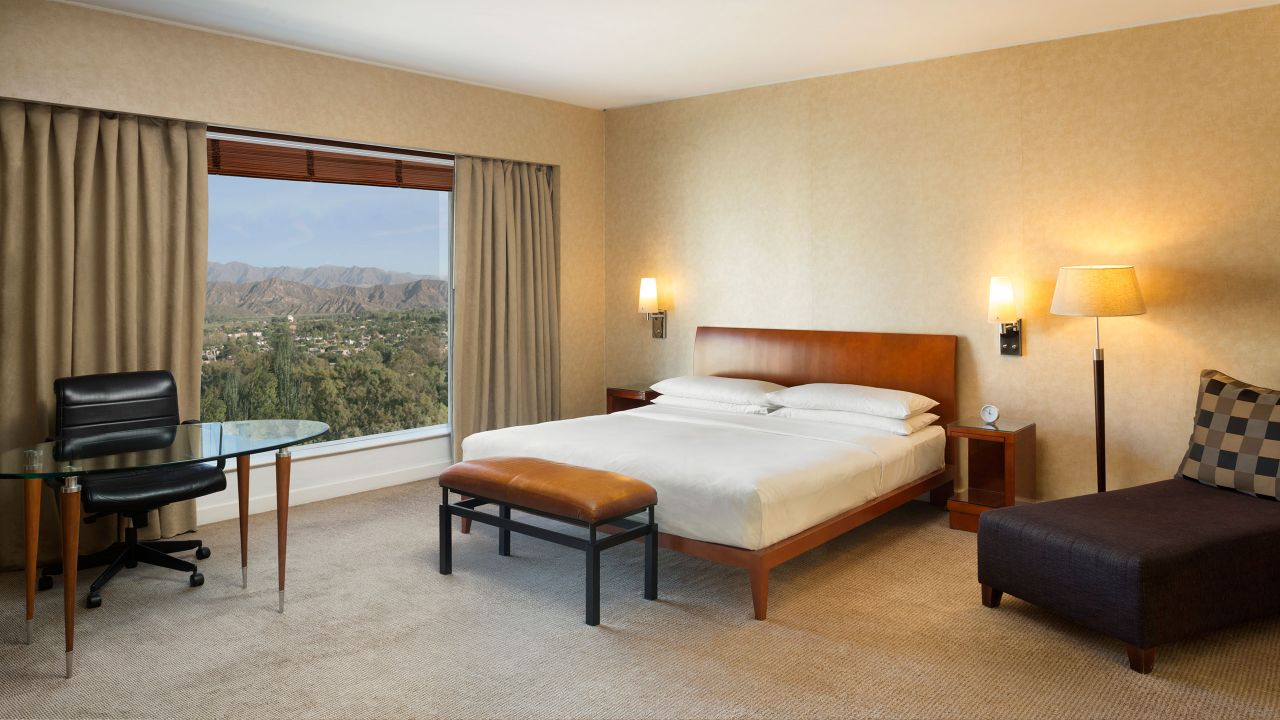Park Hyatt Mendoza Rooms