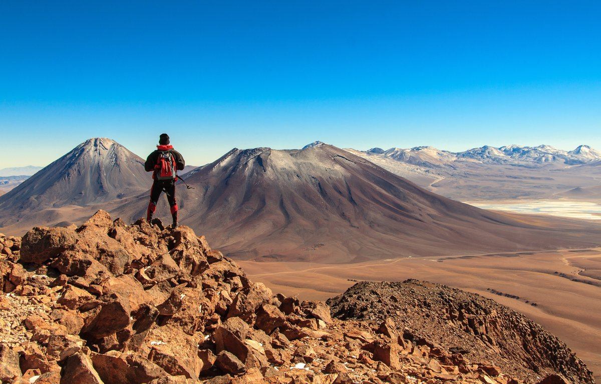 Chilean Islands And Deserts San Pedro De Atacama