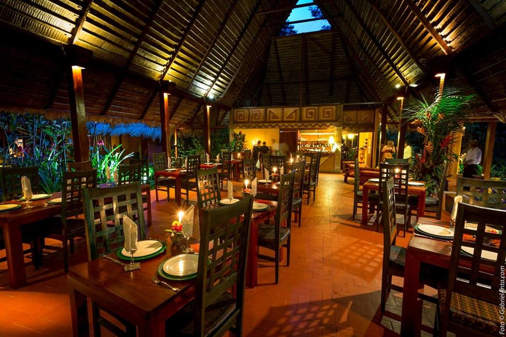 Shawandha Lodge Restaurant