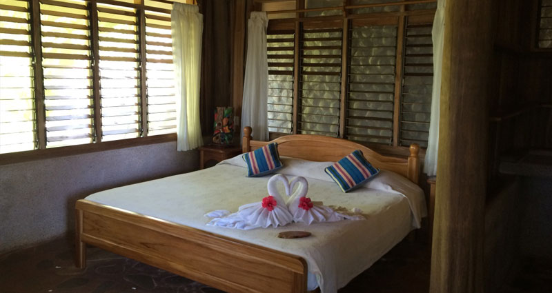 La Cusinga Eco Lodge Rooms