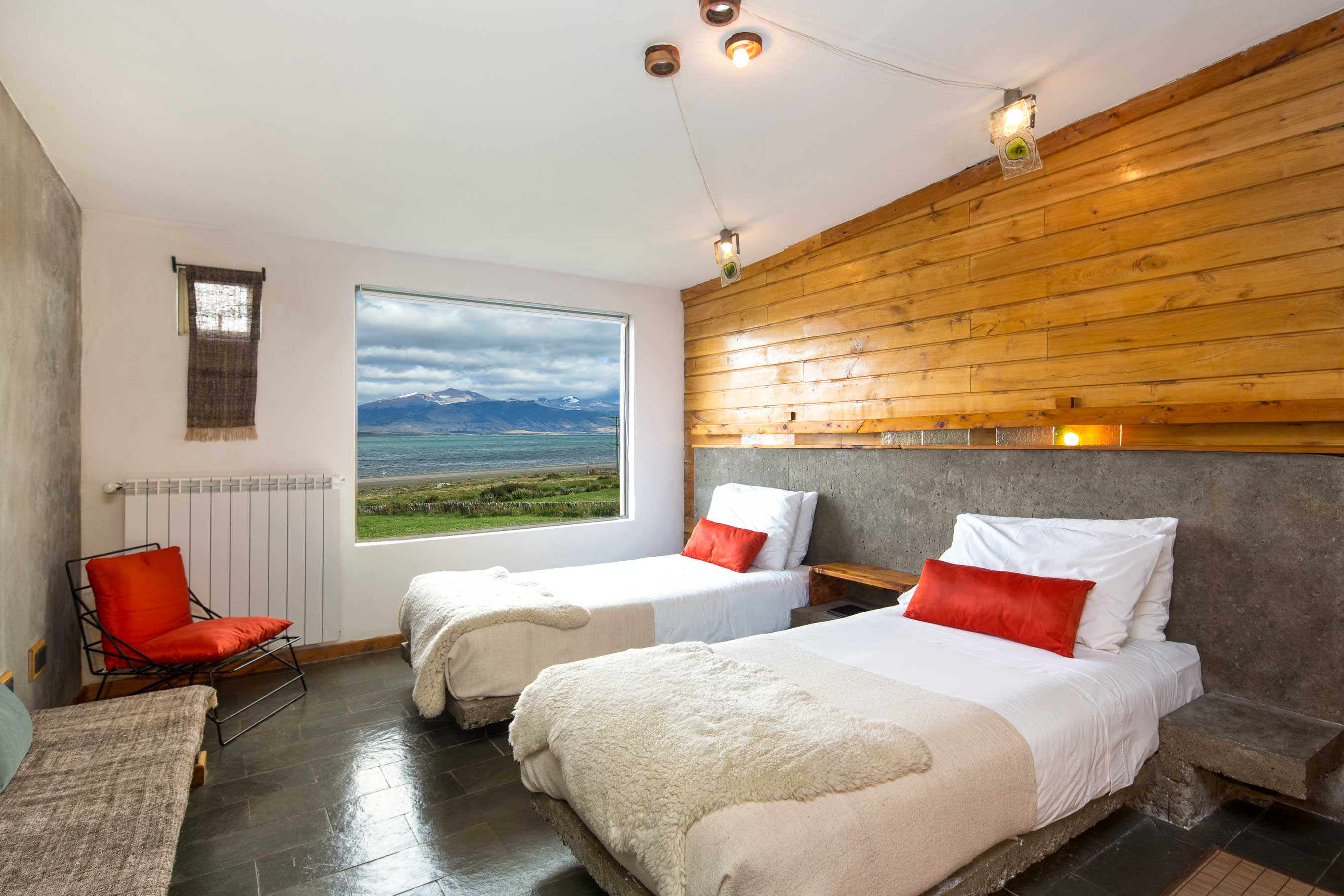 Altiplanico Puerto Natales Rooms