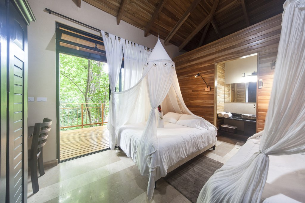 The Bodhi Tree Yoga Resort Rooms