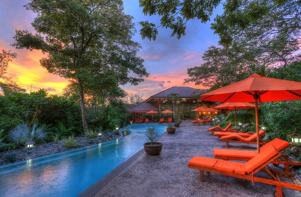 The Bodhi Tree Yoga Resort Pool
