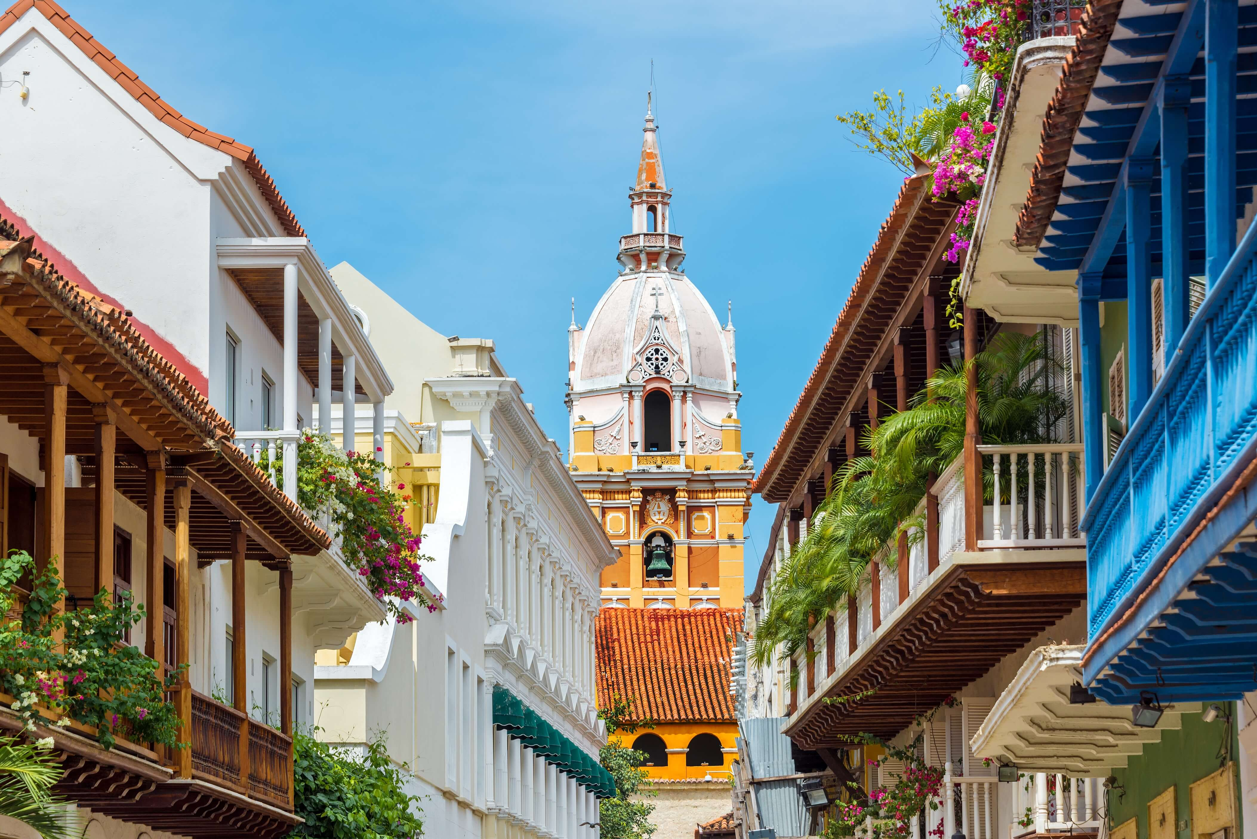 Cartagena and Caribbean Coast