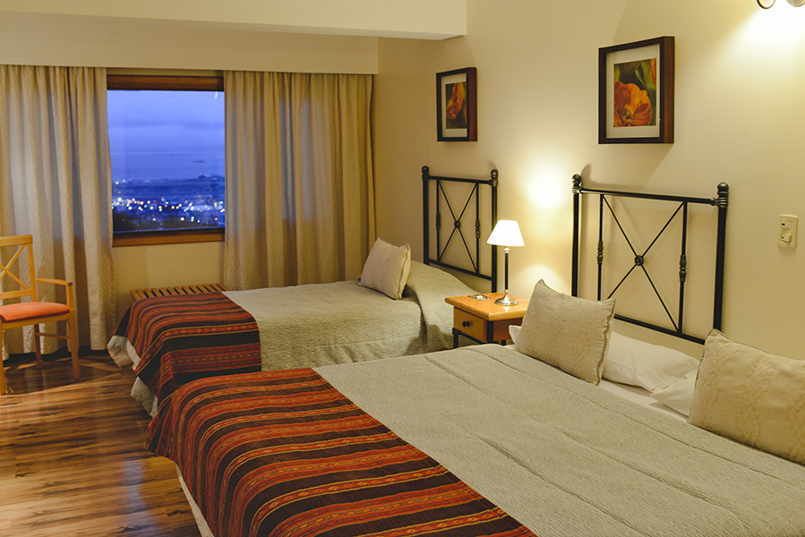 Altos Ushuaia Hotel and Resto Rooms