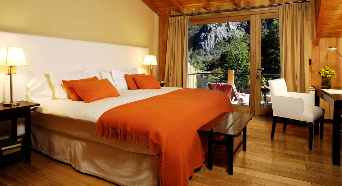 Rio Hermoso Hotel Rooms
