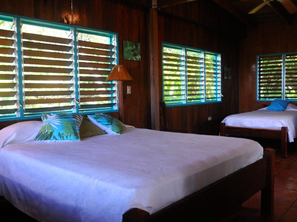 Tiskita Jungle Lodge Rooms