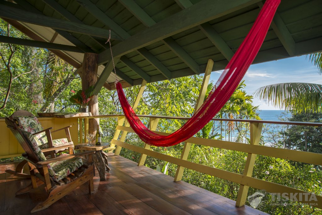 Tiskita Jungle Lodge -  Punta Banco, Costa Rica