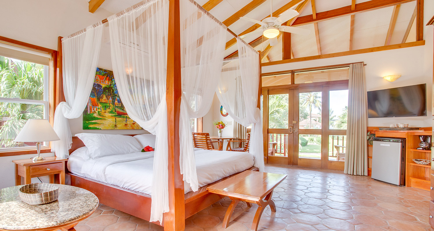 Belizean Dreams Resort Rooms