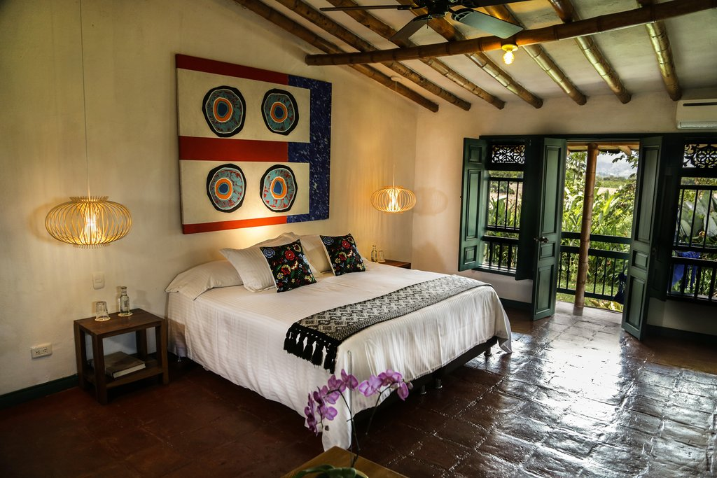 Hacienda Bambusa Rooms