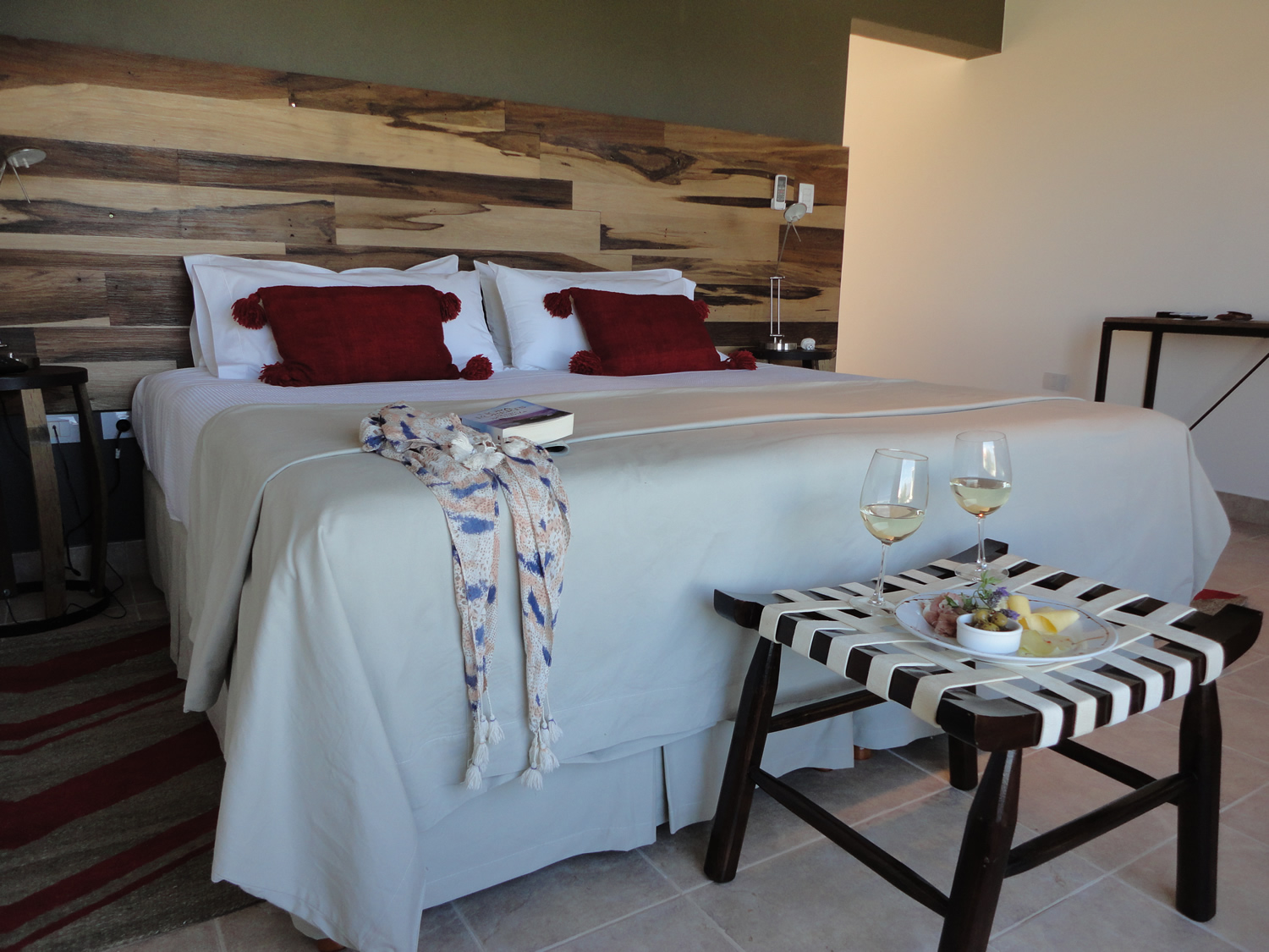 Vinas de Cafayate Wine Resort Rooms