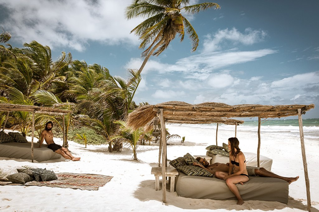 Be Tulum Luxury Hotel and Spa - Mexico