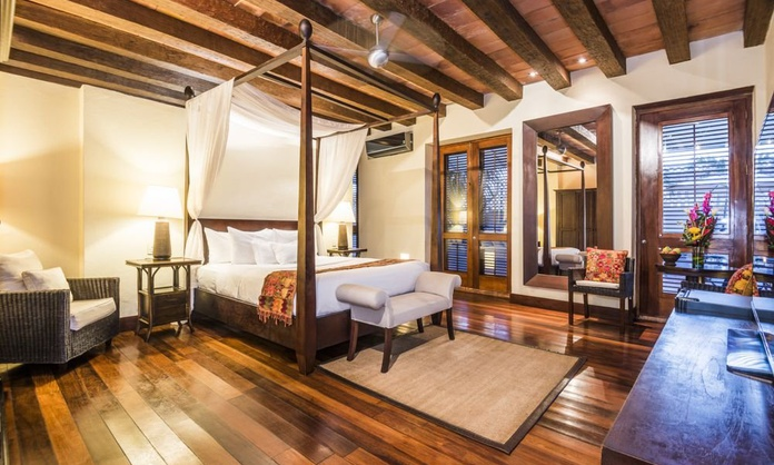 Ananda Boutique Hotel Rooms